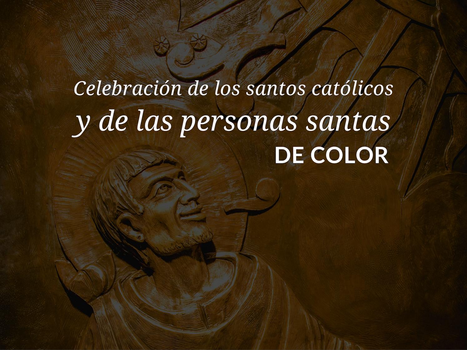 celebracion-de-los-santos-catolicos-y-de-las-personas-santas-de-color