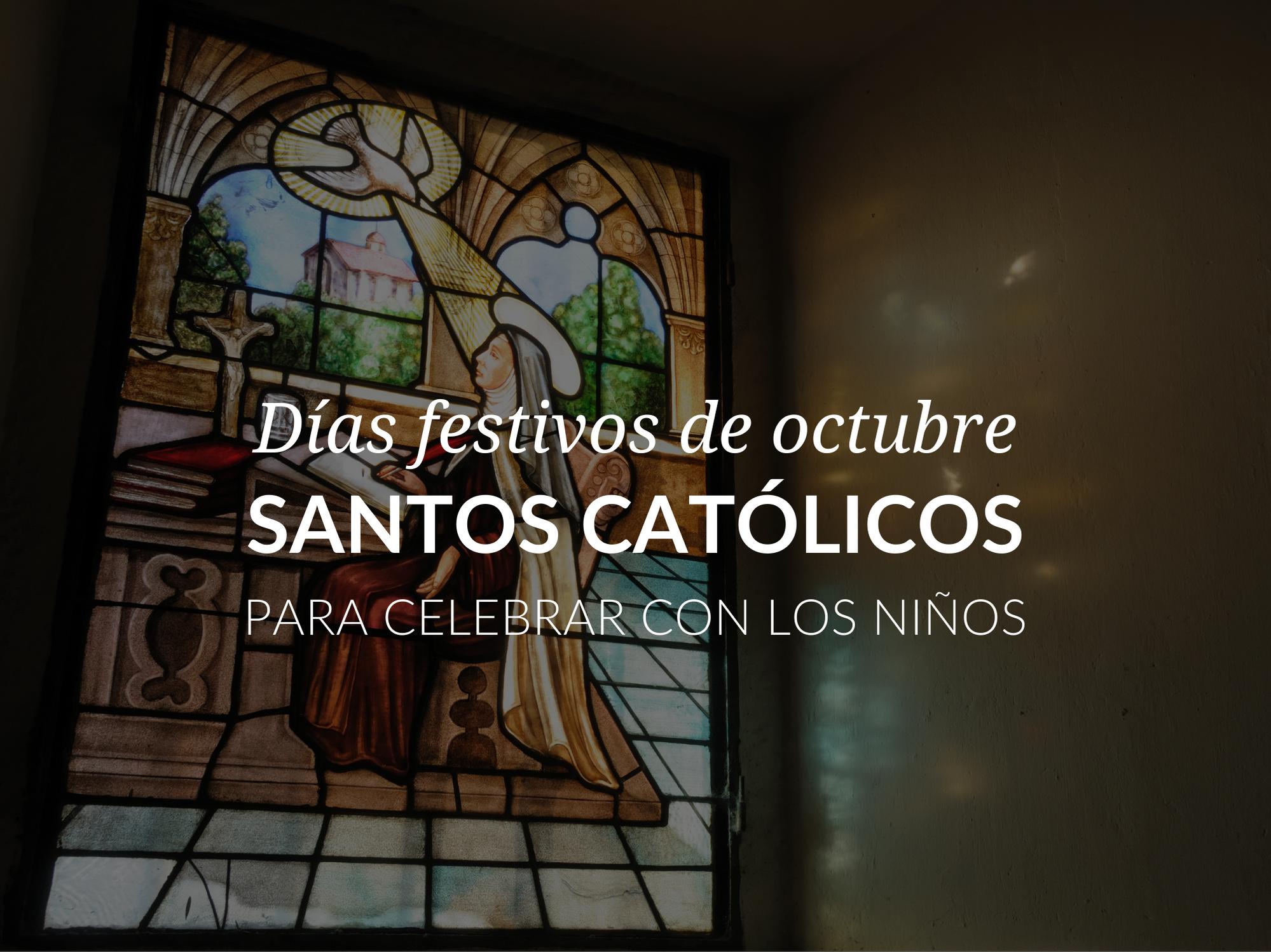 dias-festivos-de-octubre-santos-catolicos