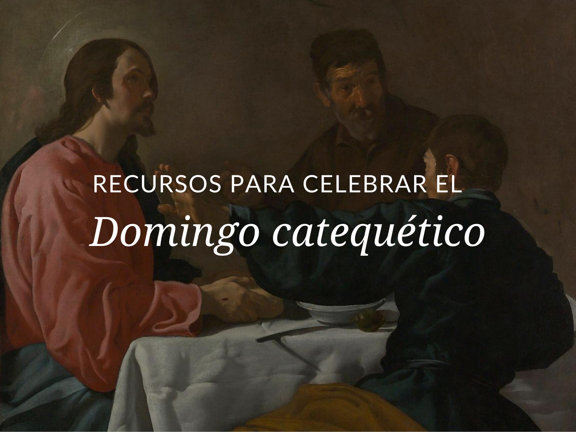 el-domingo-catequetico-2020