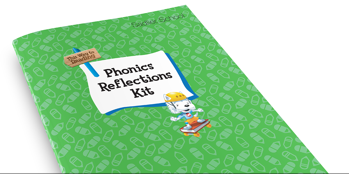 Download a Phonics Reflections Kit