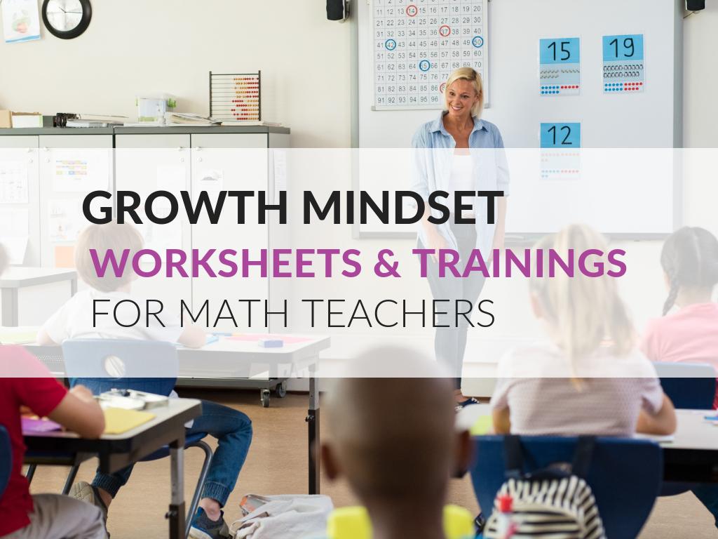 growth-mindset-worksheets-for-math-teachers