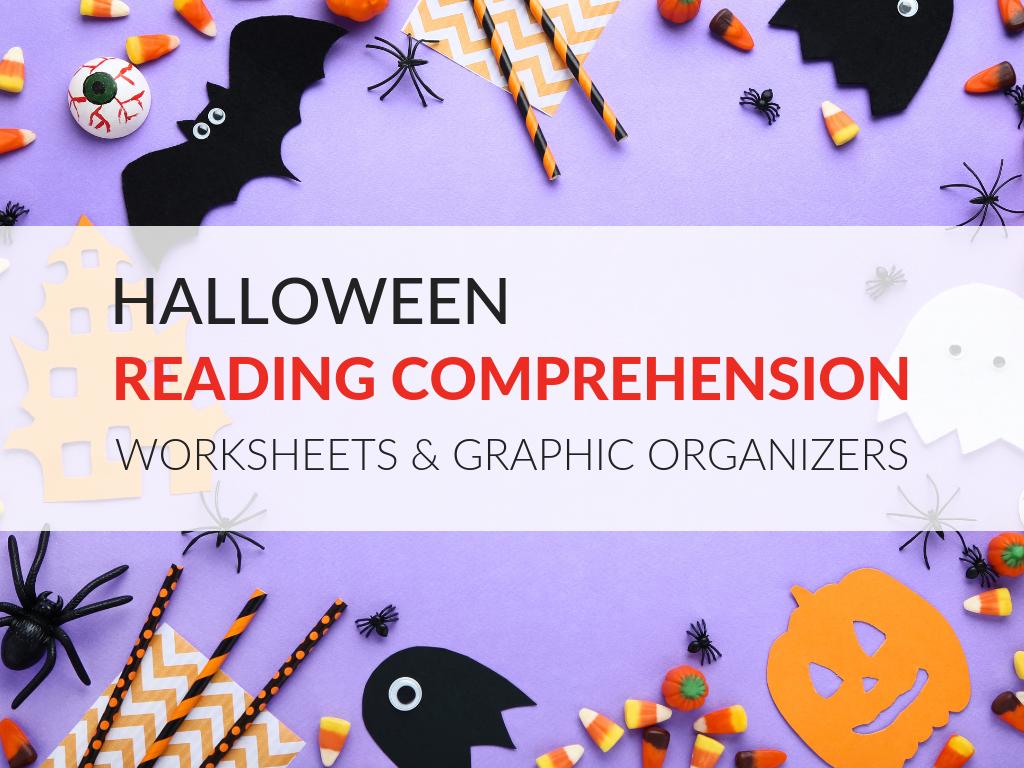 halloween-reading-comprehension-worksheets-halloween-graphic-organizers