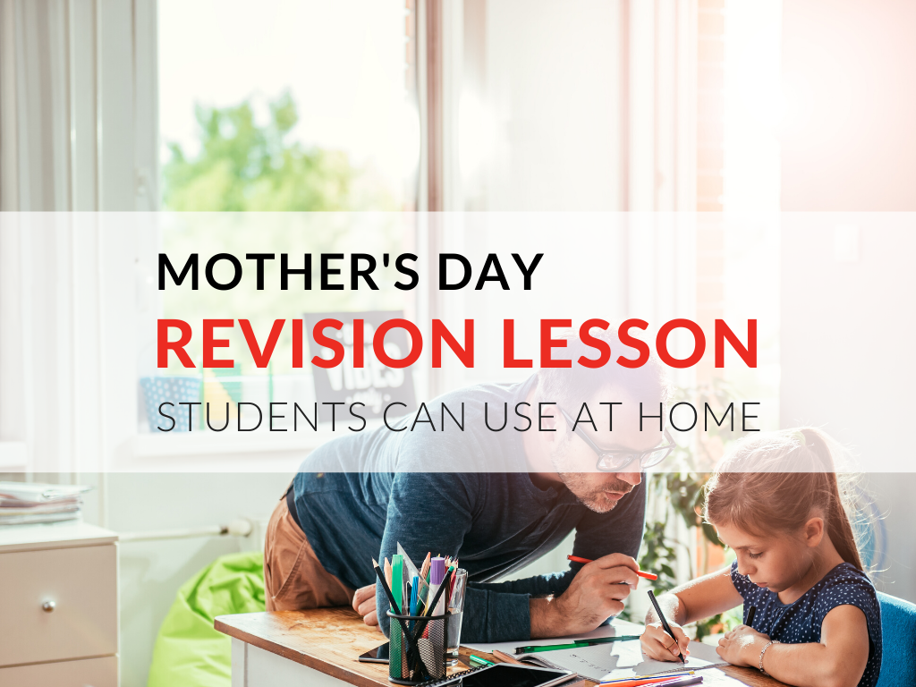 Teaching revision is crucial to the development of all students' writing abilities. Revision is the stage in which students grow as writers, readers, and thinkers. In this article, you'll find a printable Mother's Day Revision Lesson for students in grades 3–5.