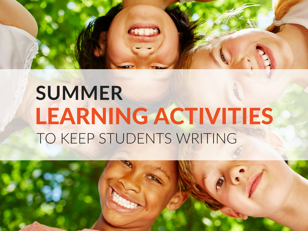 In this article, you'll find printable summer learning activities parents and teachers can use engage their students in summer writing that pertains to all the great events they take part in during these active months.
