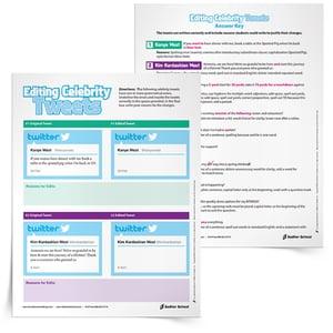 teaching-grammar-creatively-editing-celebrity-tweets