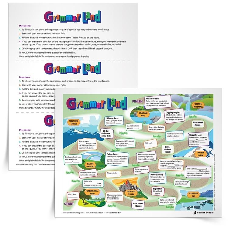 teaching-grammar-creatively-grammar-land-gameboard.jpg