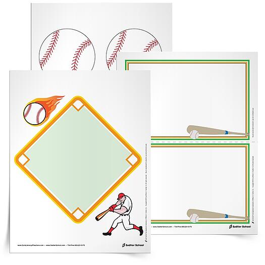 The use of sports in the classroom is a great way to engage young people. Celebrate the Major League Baseball season with these baseball-themed lesson plans, activities, and games. In this article you'll find interactive read aloud lesson templates, a Jackie Robinson revision worksheet, vocabulary and grammar baseball games, and more. Hopefully these baseball lesson plans and resources will be a home run with your students!