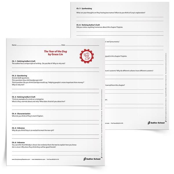 Printable Reading Comprehension Lesson Plans For Grades 36