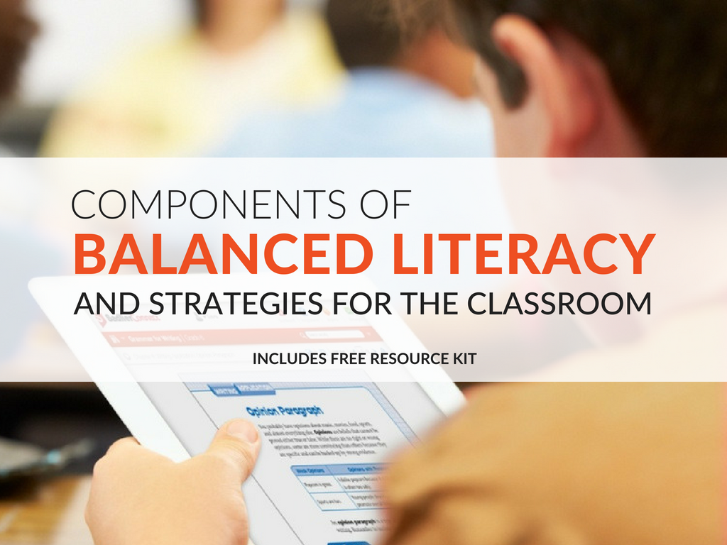 How to Reach and Teach All Children Through Balanced Literacy ...