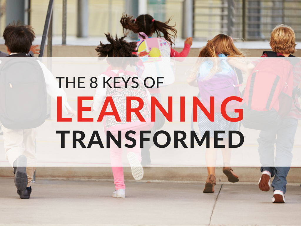 Learning Transformed: 8 Keys to Designing Tomorrow's Schools Today by Eric C. Sheninger and Thomas C. Murray is a MUST READ for educators. In this article, I've summarized the keys and research for unlocking a new design of schools that prepare today's learners for success far beyond a high school diploma. This article also includes a free organizer educators can use for personal reflection, or in professional development book clubs, to take notes while reading!