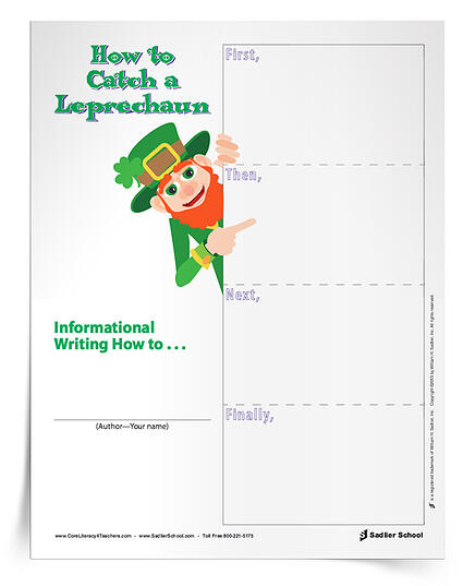 leprechaun-activities-how-to-catch-a-leprechaun-writing-