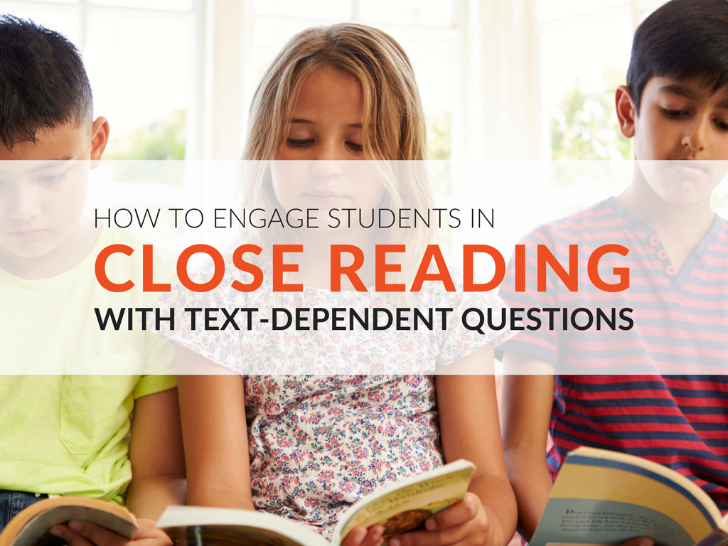FREE Text-Dependent Questions Worksheet! A critical component of close reading lessons are the text-dependent questions for the students to analyze what the text means at deeper levels. Text-dependent questions should be asked after each read. Download a teaching guide with text-dependent questions for The World's Greatest Elephant by Ralph Helfer. The excerpts and text-dependent questions included in this guide will engage your students in close reading and help them develop a deeper level of comprehension about the text.
