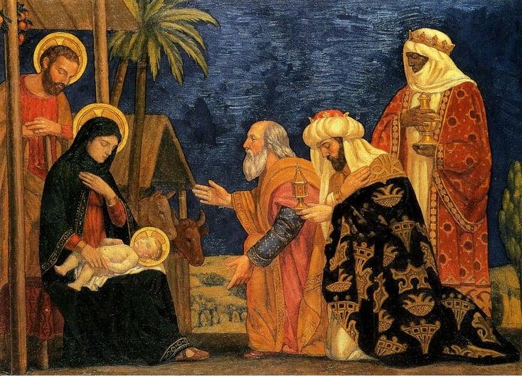 Dios nos ha enviado a su Hijo, su luz, para que con su luz nos ilumine, para que esté con nosotros. Ese es el regalo que recibimos en la celebración de la Navidad. El motivo es recordar que de tal manera amó Dios al mundo que nos ha dado a su único Hijo. ¿Qué mejor regalo puede hacer un padre? No cambiemos el regalo de Dios por los regalos materiales.