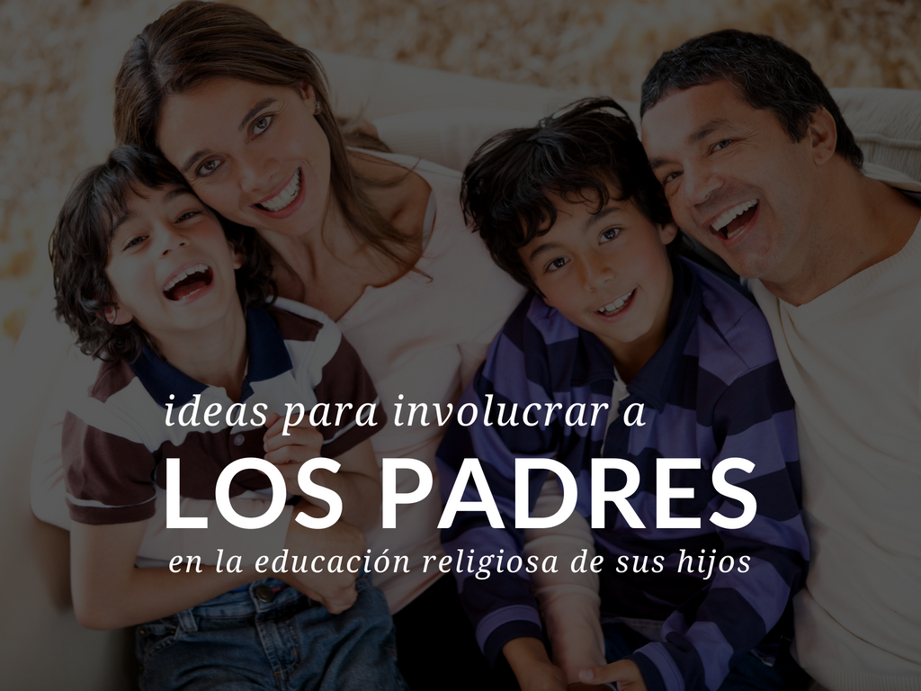 En este artículo vamos a conversar sobre el papel de los padres en la formación de fe de sus hijos y qué podemos hacer para ayudarlos a tomar conciencia de ello.
