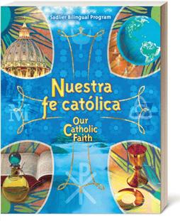 Una herramienta efectiva para estudiantes de cuarto a sexto curso con poca educación religiosa, Nuestra fe católica es un texto de un solo volumen que proporciona un excelente resumen de las creencias católicas esenciales a través de lecciones fáciles de entender.