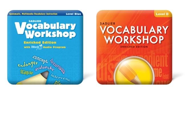 Vocabulary Workshop Interactive Edition