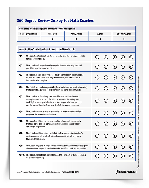 3 ways principals and math coaches can get feedback from mathematics teachers. We will be looking at math survey questions for teachers, principal evaluation forms for teachers, and conversation prompts. Includes FREE printable teacher feedback surveys.