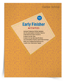 Early-Finisher-Activities