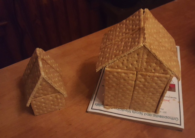 The Gingerbread House STEAM Activity is seasonal, interesting to students, and has the potential for you to assess their ability to meet standards.  The purpose of this article was to help you incorporate Common Core math standards into a gingerbread house math STEAM project.
