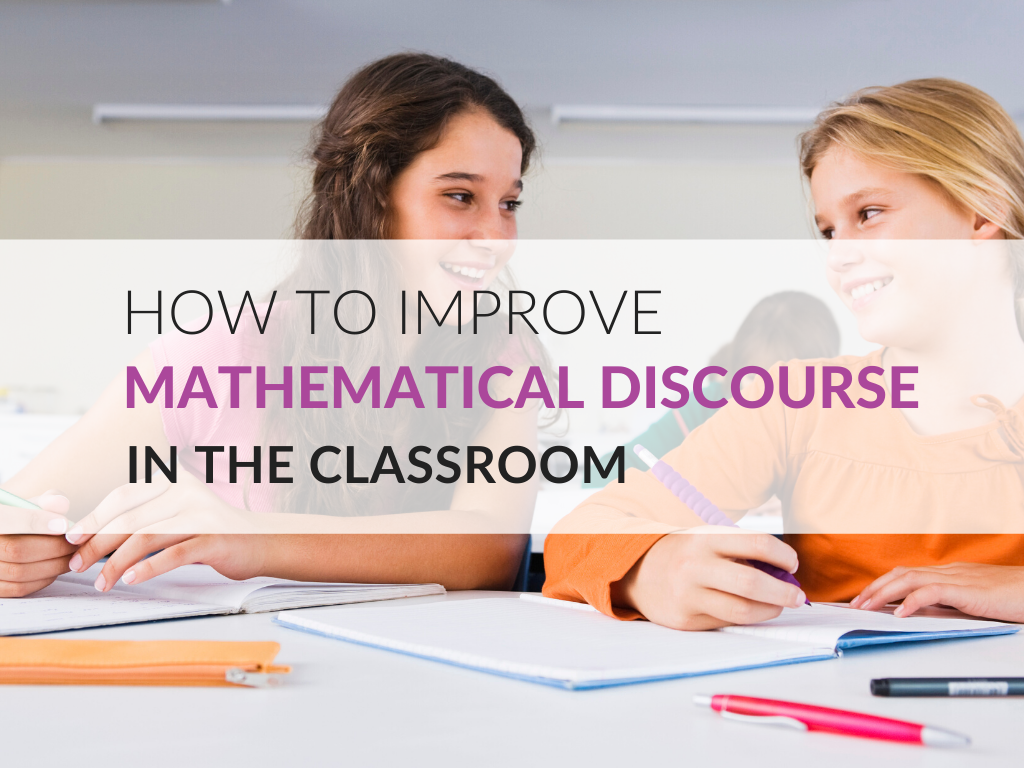 It has been difficult for me to learn how to stimulate vibrant discussions about mathematics among students. I realized very early in my teaching career that in order to get students engaged in mathematical discourse I needed to foster community in the classroom, to help students feel safe expressing ideas, and to demonstrate that math can be fun!