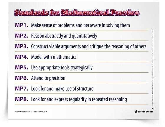 Mathematical Practices PDF Resources for Teachers