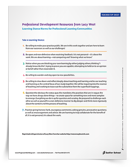 professional-development-for-math-teachers-learning-stance-norms-tip-sheet