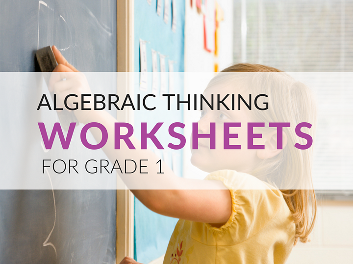 In this article, you'll discover how to help students develop an understanding of the relationship between addition and subtraction! These algebraic thinking worksheets will assist you with the primary goal of initiating algebraic thinking—the relationship between addition and subtraction—in the early grades.
