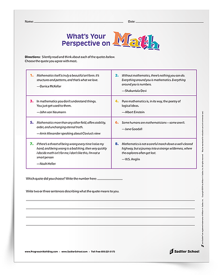 New School Year Activities to Get to Know Your Math Students