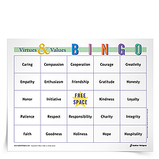 virtues-and-values-bingo-game