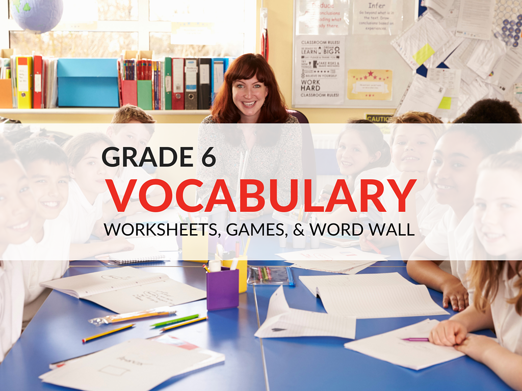 Are you an educator in need of 6th grade vocabulary worksheets and printables that will make the word building process more exciting for students? Well, look no further!