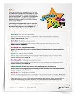 Here are additional vocabulary games you can print for free and play in your classroom!