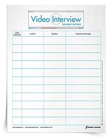 Students have to use a vocabulary word in their analysis, and this chart lets them keep track of their ideas and compare them from one video to the next.