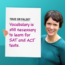 Look for fun professional development ideas for teachers? Enroll in my free Building Vocabulary for Success on SAT and ACT exams Masterclass.