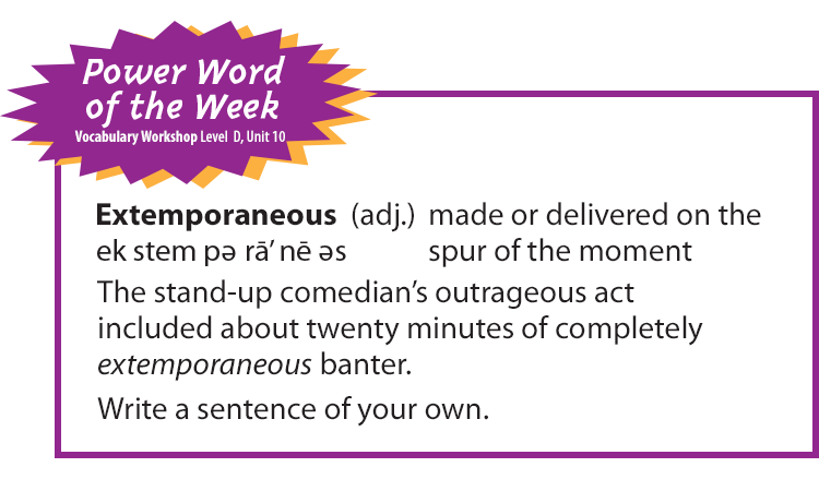 power-word-of-the-week-extemporaneous.png