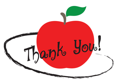 I find that thanking the school staff who often get overlooked, is one of the best ways to show appreciation. However, it can be a tricky and costly venture, so here is a suggestion for who to thank and how to do so.