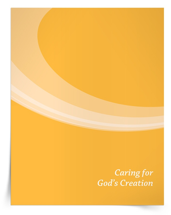 caring for gods creation ebook