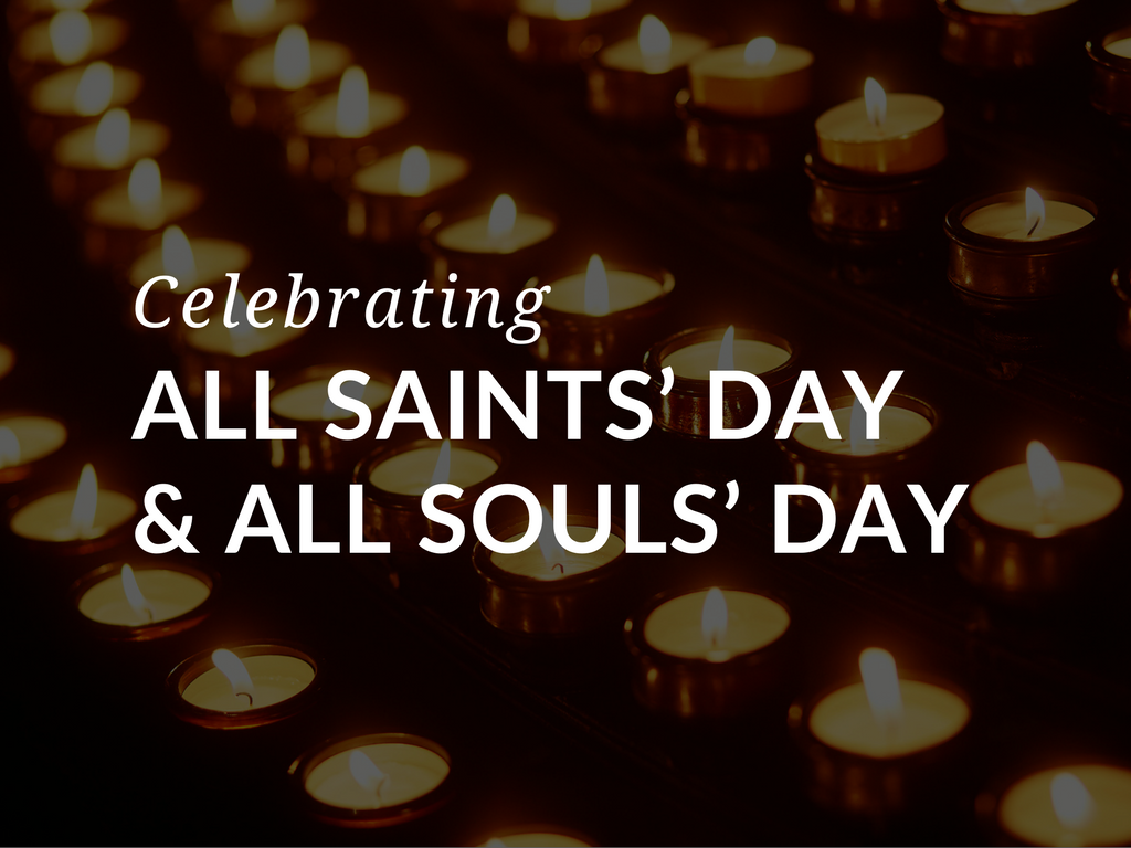As the children in your home or parish prepare for the celebration of Halloween in their schools and neighborhoods, take the opportunity to draw connections between this secular holiday and the Church's celebration of All Saints' and All Souls' Days.
