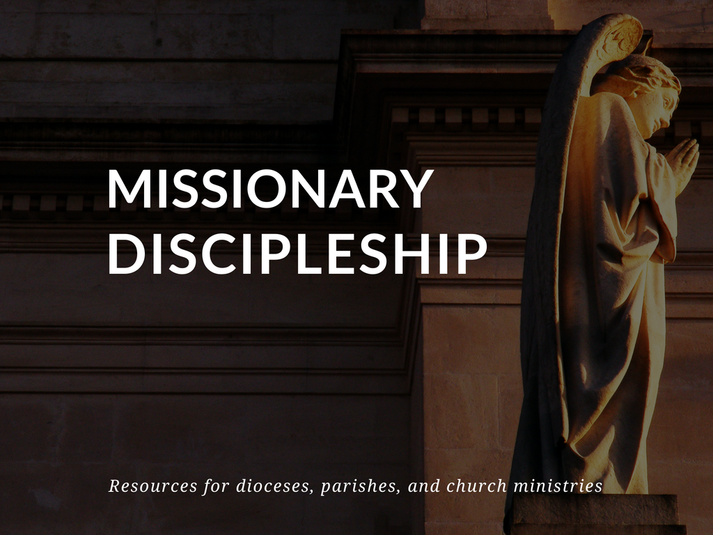 What is missionary discipleship? How can we respond to the call to be missionary disciples? In this article we'll explore missionary discipleship and ways to help students and families become enthusiastic messengers of the Gospel both in class and at home.