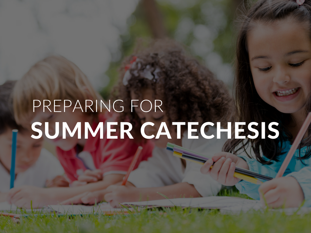 Discover how to continue Catholic catechesis during the summer months with the session planning resources and printable activities in this article.