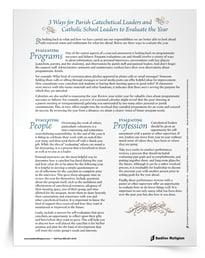 WaysforPCLs_CatholicSchools_EvaluatetheYear_thumb_750px