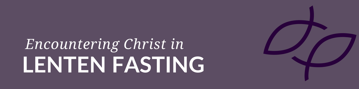 Traditional Lenten Fast :: The Lenten practice of fasting and abstinence calls upon us to relinquish certain habits or desires in order to embrace others. Doing so freely rather than from obligation makes the practice all the more meaningful.