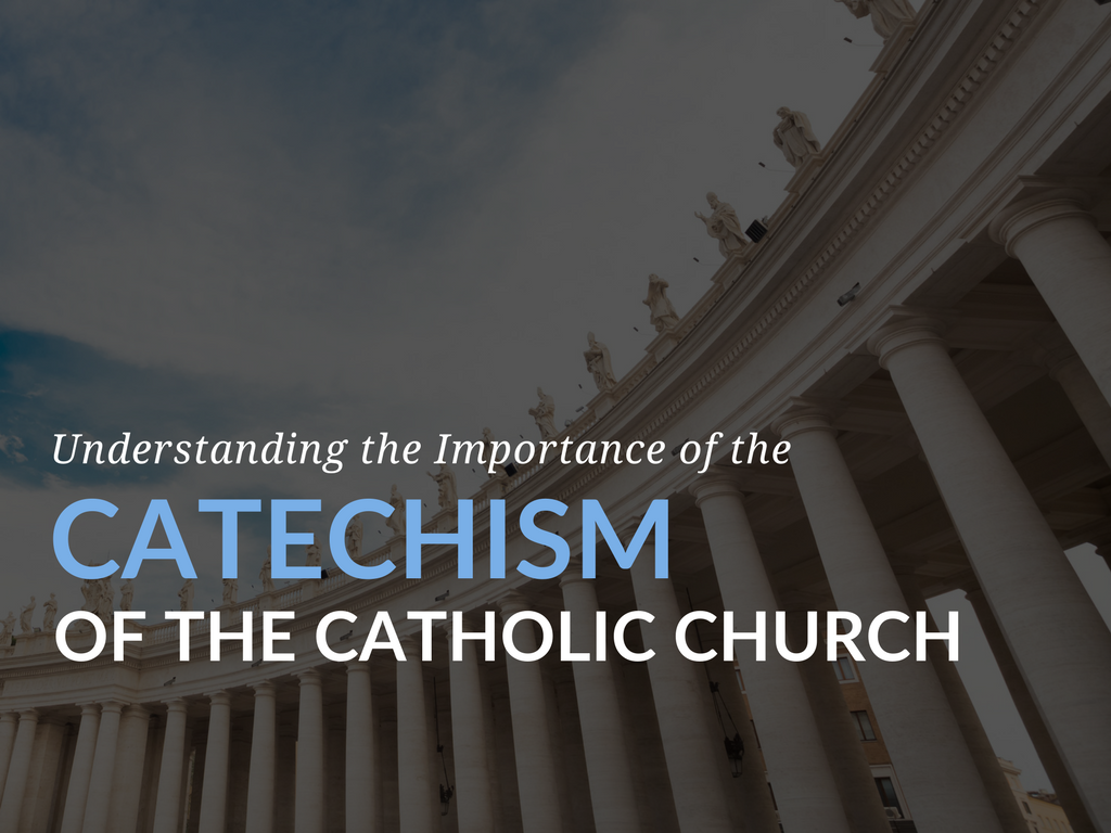 Catechisms are usually written in response to a particular time and set of circumstances. That was clearly the case with The New Catechism of the Catholic Church (English translation, 1994). In 1985, twenty years after Vatican II ended, the bishops came together to evaluate the state of religious education. What they determined was that the Church was experiencing a crisis in catechetics and there was sufficient evidence for this claim.