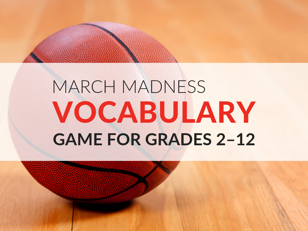 march-madness-vocabulary-game