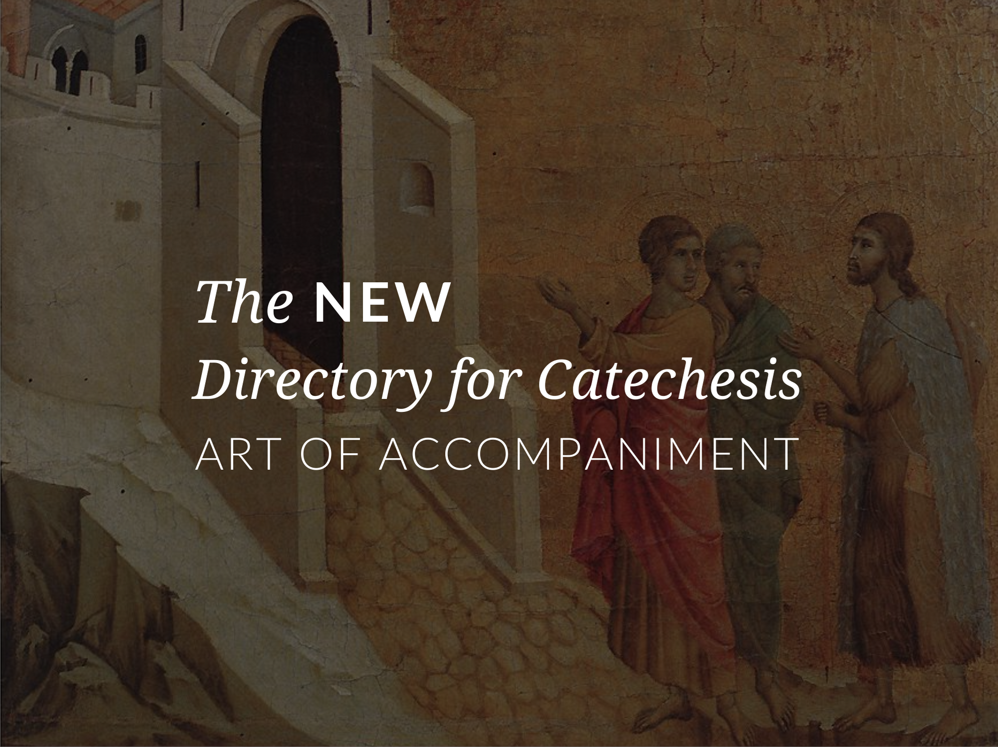 new-directory-for-catechesis-art-of-accompaniment