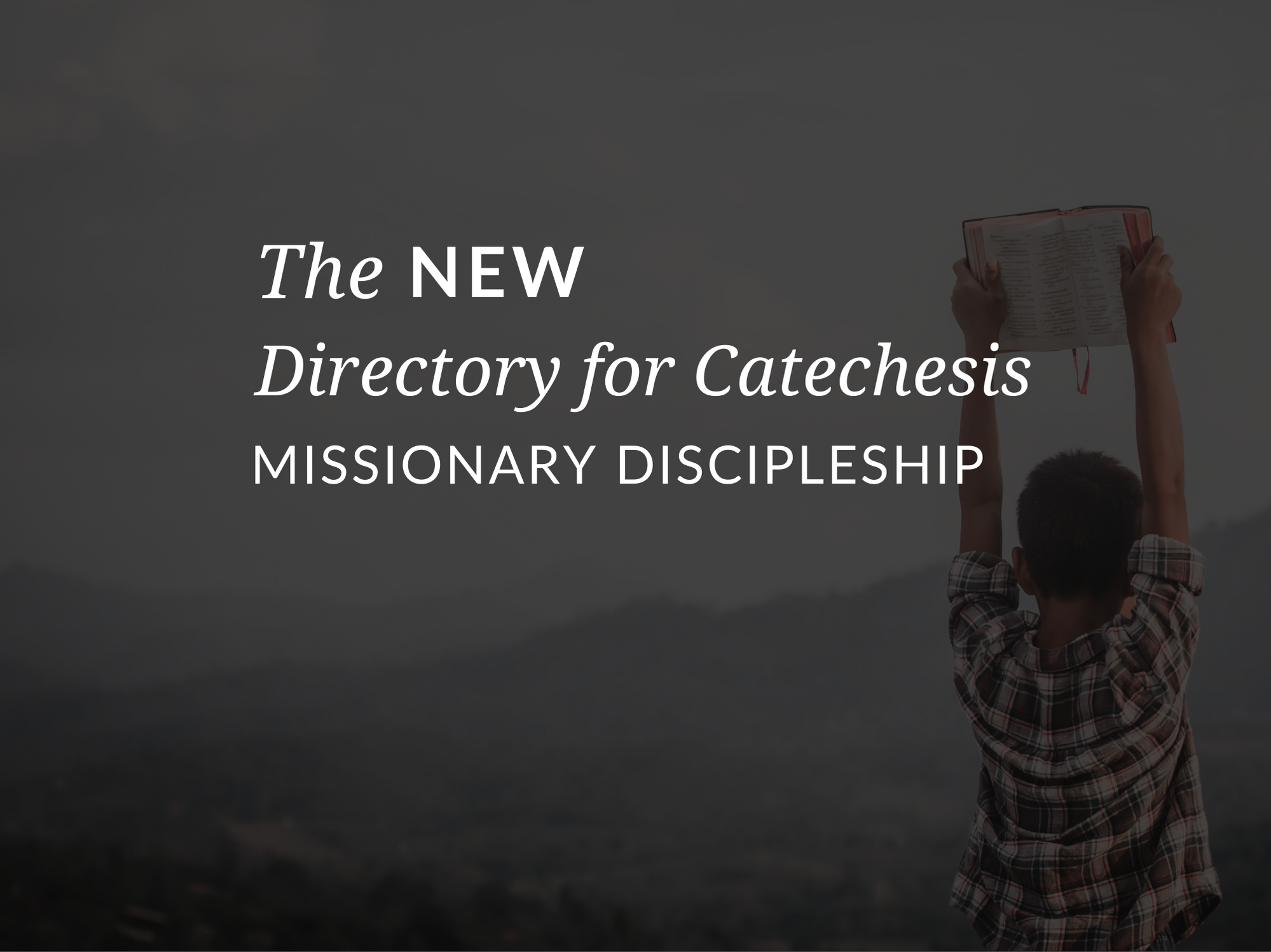 new-directory-for-catechesis-catholic-missionary-discipleship