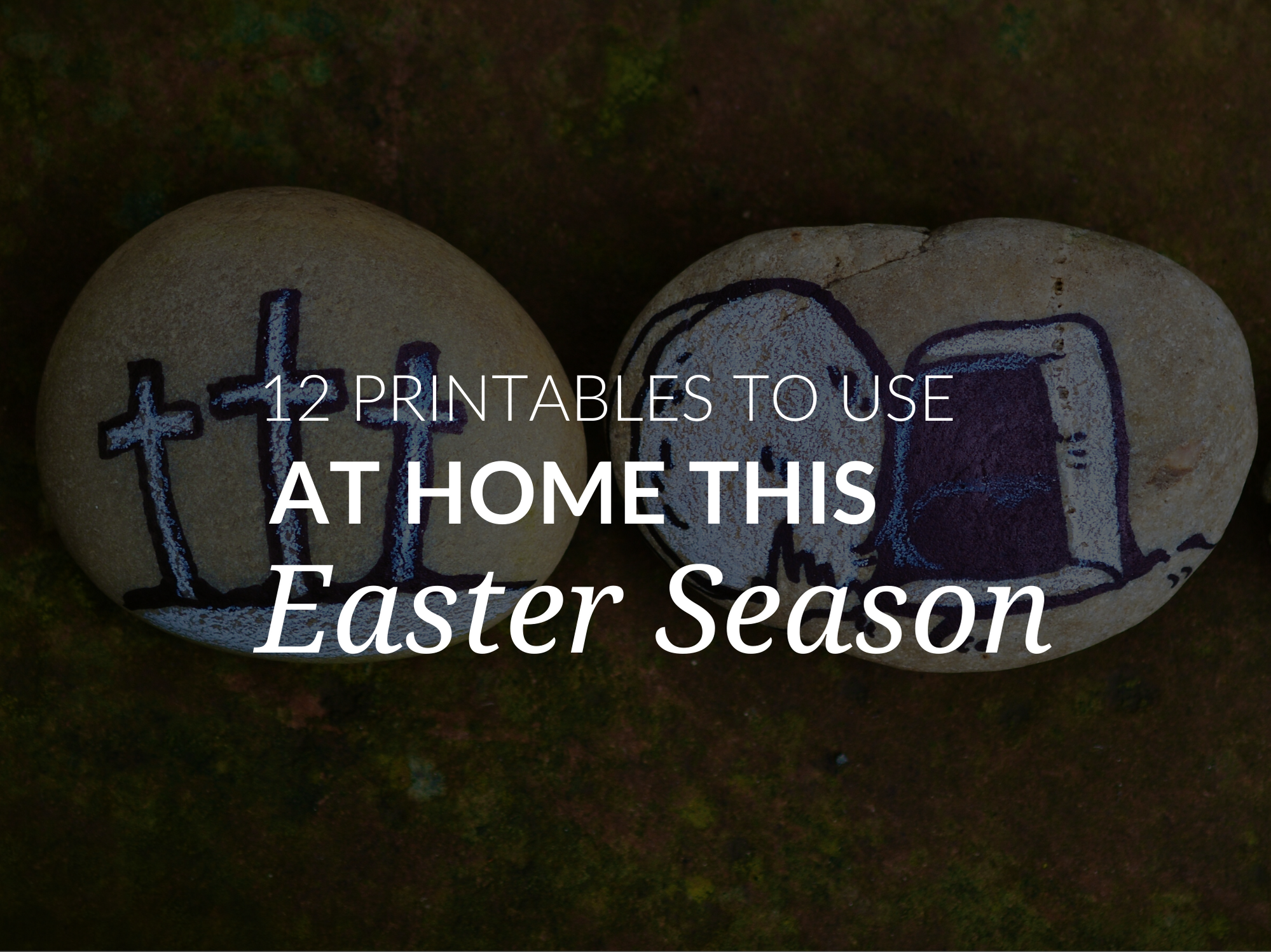 12 Easter Season Printables for Catholic Families– Liturgical Year printables-catholic-families-can-use-at-home-during-easter-season