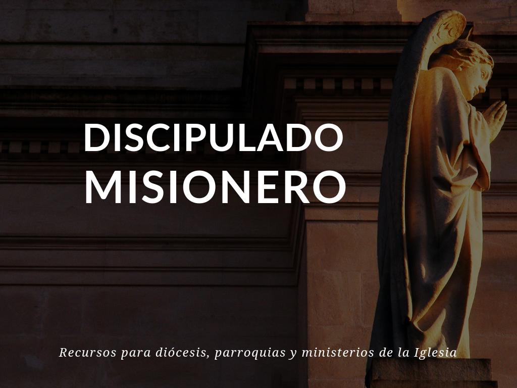 Además, promueve la evangelización del día a día con recursos que respaldan el discipulado misionero. ¡Descargue el Kit de Recursos de evangelización para su escuela o parroquia! Disponible en inglés y español.