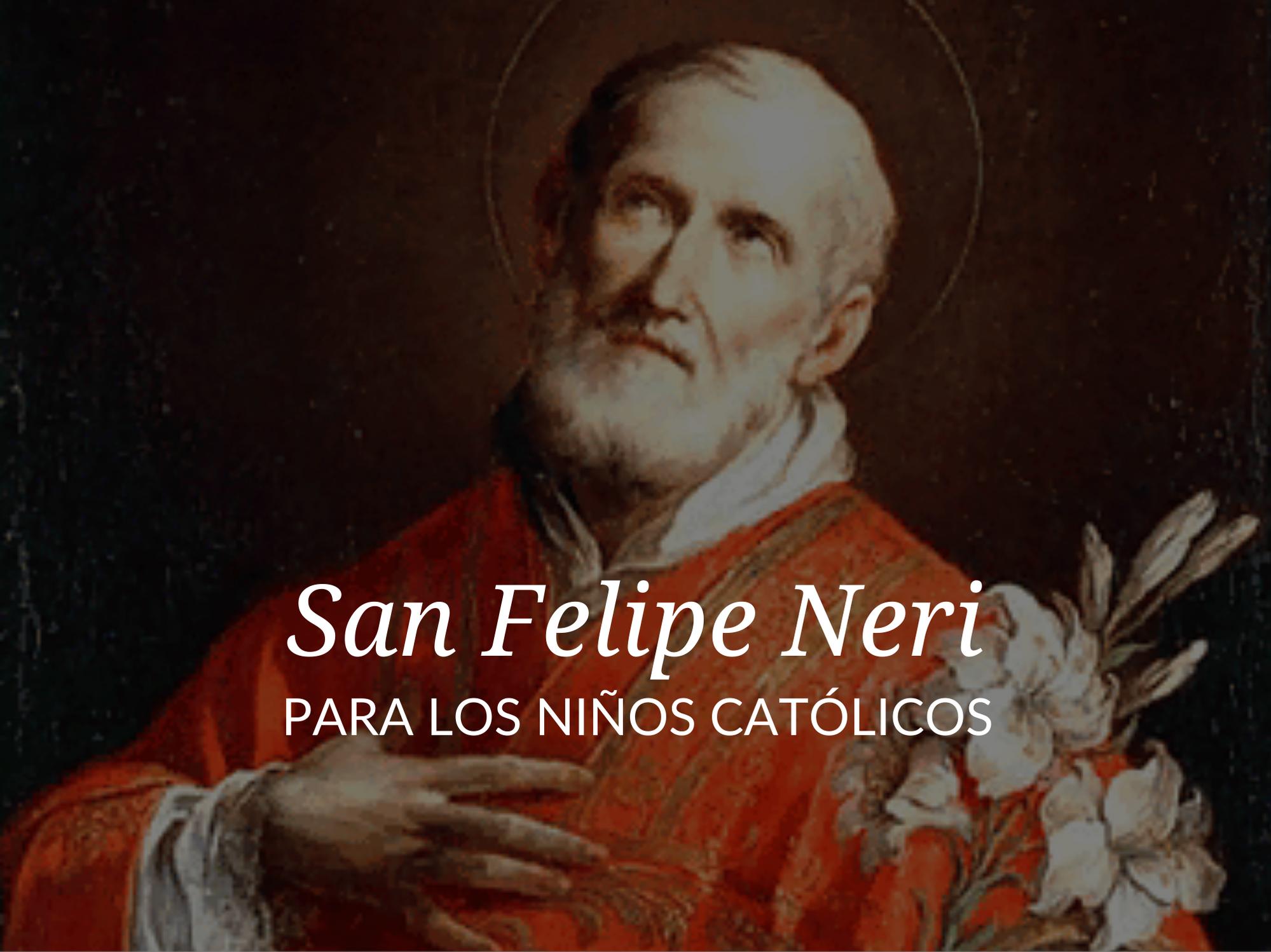 ¡En este artículo, descubrirá una breve biografía y una actividad imprimible gratuita que puede usar para aprender sobre un santo popular para niños, Felipe Neri!