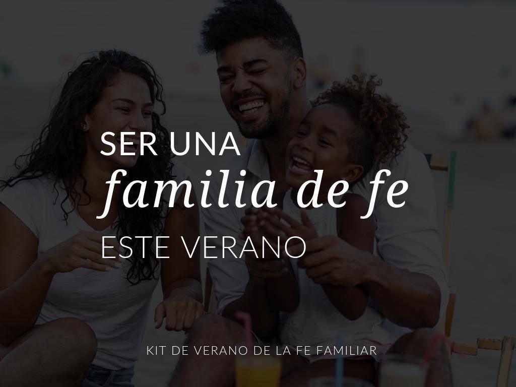 El verano puede ser una temporada maravillosa para las familias. Sin embargo, puede representar un desafío a la hora de conectarnos con nuestra fe católica.