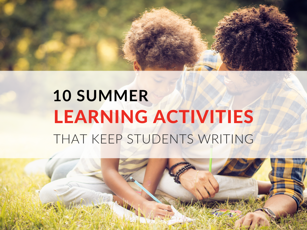 summer-learning-activities-that-keep-students-writing